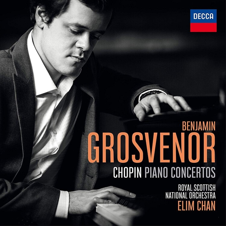Frédéric Chopin / Piano Concertos (Complete) // Benjamin Grosvenor / Royal Scottish National Orchestra / Elim Chan