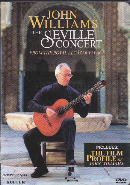 John Williams / The Seville Concert *REGION 1 DVD*