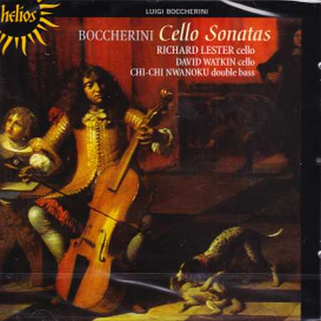 Luigi Boccherini / Cello Sonatas