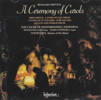 Benjamin Britten / A Ceremony of Carols