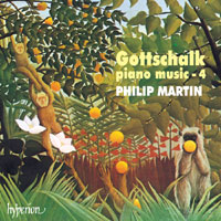 Gottshalk: Piano Music - 4 / Philip Martin, piano