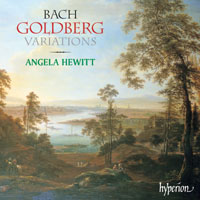 J.S. Bach / Goldberg Variations / Angela Hewitt