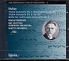 Hubay: Violin Concertos 1 & 2 / Hagai Shaham / BBC Scottish SO / Martyn Brabbins