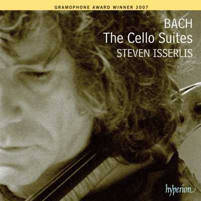 J.S. Bach / Cello Suites / Steven Isserlis