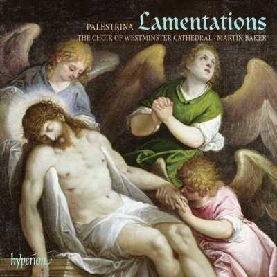 Giovanni Pierluigi da Palestrina / Third Book of Lamentations / Choir of Westminster Cathedral