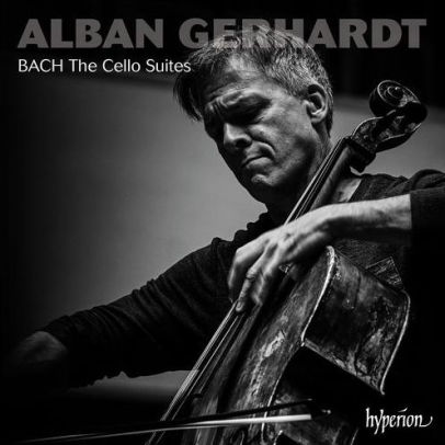 J.S. Bach / The Cello Suites // Alban Gerhardt
