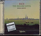 J.S. Bach / English Suites / Angela Hewitt 2SACD