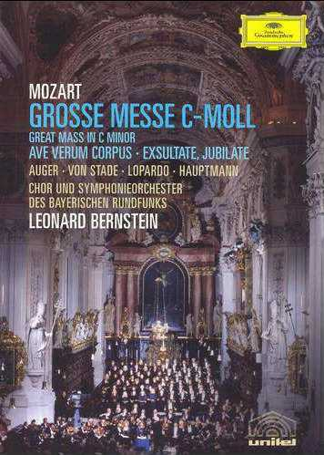 Wolfgang Amadeus Mozart / Mass in C Minor