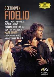 Ludwig van Beethoven / Fidelio / Gwyneth Jones / James King / Martti Talvela / Deutsche Oper Berlin DVD
