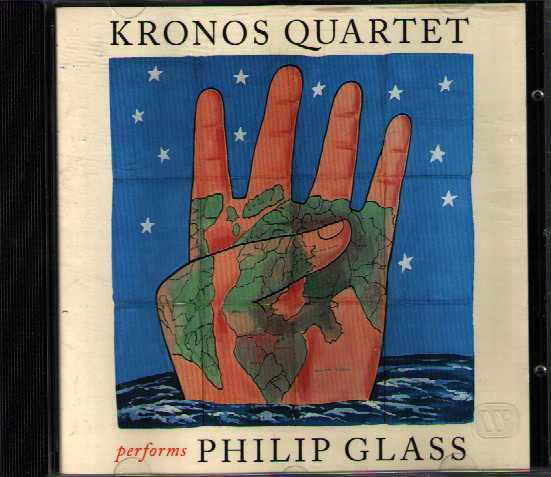 Philip Glass / Kronos Quartet performs Philip Glass