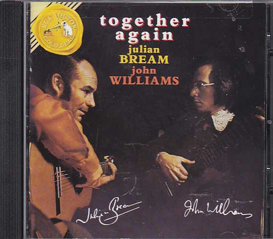 Julian Bream / John Williams / Together Again