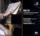 J.S. Bach / Harpsichord Concertos / Triple Concerto / Academy of Ancient Music / Andrew Manze / Richard Egarr