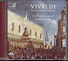 Antonio Vivaldi / Concertos for the Emperor / The English Concert / Andrew Manze