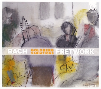 J.S. Bach / The Goldberg Variations / Fretwork