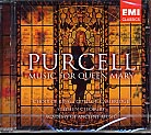 Henry Purcell / Odes and Funeral Music for Queen Mary // Kate Royal / Choir of King's College, Cambridge / Stephen Cleobury