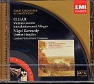 Edward Elgar / Violin Concerto / Introduction and Allegro / Nigel Kennedy / Vernon Handley