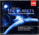 Gustav Holst / The Planets + Asteroids (Kaija Saariaho / Colin Matthews / Mark-Anthony Turnage / Matthias Pintscher / Brett Dean) // Berliner Philharmoniker / Simon Rattle