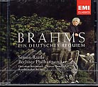 Johannes Brahms / Ein Deutsches Requiem / Berliner Philharmoniker / Simon Rattle