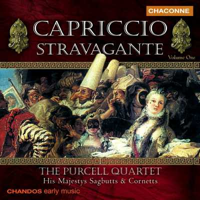 Capriccio Stravagante, Vol. 1 / The Purcell Quartet