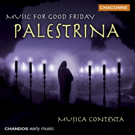 Giovanni Pierluigi da Palestrina / Music for Good Friday / Musica Contexta / Ravens