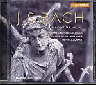J.S. Bach / Early Cantatas Vol. 1 / The Purcell Quartet