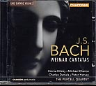 J.S. Bach / Early Cantatas Vol. 2 /  Weimar Cantatas / The Purcell Quartet