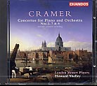 Johann Baptist Cramer / Piano Concertos / Howard Shelley / London Mozart Players