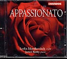 Appassionato / Works for Violin and Piano / Mordkovitch / Kirby
