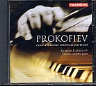 Sergei Prokofiev / Complete Works for Cello and Piano / Alexander Ivashkin / Tatyana Lazareva