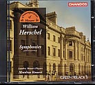 William Herschel / Symphonies / London Mozart Players / Matthias Bamert