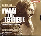 Sergei Prokofiev / Ivan the Terrible / Russian State Symphony Orchestra & Chorus / Valery Poliansky