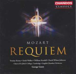 W.A. Mozart / Requiem / English Chamber Orchestra / George Guest