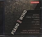Piano and Wind // Vovka Ashkenazy / Reykjavik Wind Quintet