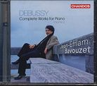 Claude Debussy / Complete Works for Piano, Vol. 2 / Jean-Efflam Bavouzet