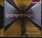 Gypsy Strings // Adam Summerhayes / Emil Chakalov / London Concertante