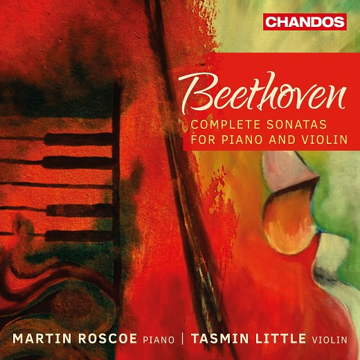 Ludwig van Beethoven / Sonatas for Piano and Violin (Complete) // Tasmin Little / Martin Roscoe