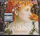 Shakespeare in Song / SACD