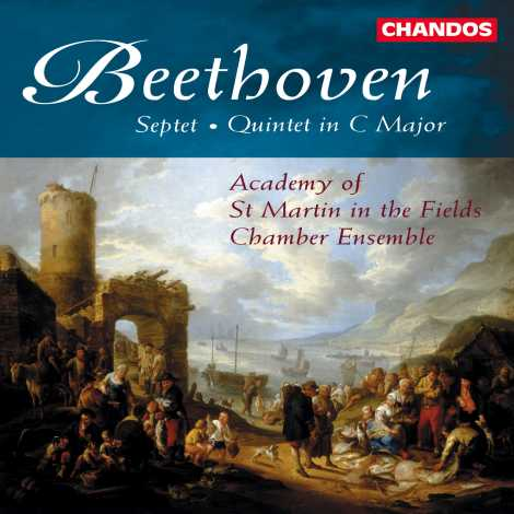 Ludwig van Beethoven / Quintet / Septet / Academy of St Martin in the Fields Chamber Ensemble