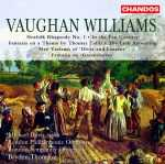 Ralph Vaughan Williams / Norfolk Rhapsody etc. / London PO / London SO / Bryden Thomson