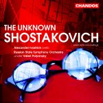 Dmitri Shostakovich / The Unknown Shostakovich / Alexander Ivashkin / Russian State SO / Valery Polyansky