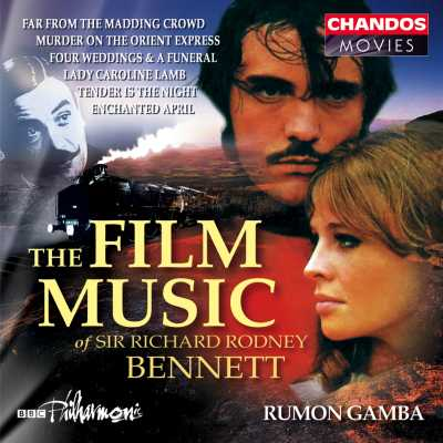 The Film Music of Richard Rodney Bennett / BBC Philharmonic / Rumon Gamba