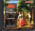 Paul Wranitzky / Symphonies / London Mozart Players / Matthias Bamert