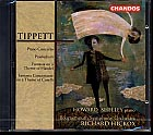 Michael Tippett / Piano Concerto etc. / Howard Shelley / Bournemouth SO / Richard Hickox