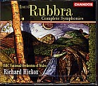 Edmund Rubbra / Complete Symphonies /  BBC National Orchestra of Wales / Richard Hickox 5CD