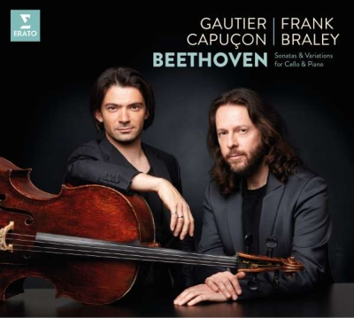 Ludwig van Beethoven / Works for Cello and Piano (Complete) // Gautier Capuçon / Frank Braley