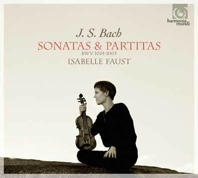 J.S. Bach / Sonatas and Partitas for Solo Violin vol. 2 // Isabelle Faust