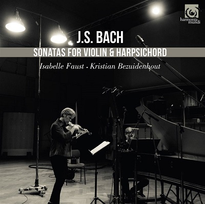 J.S. Bach / Sonatas for Violin and Harpsichord (Complete) // Isabelle Faust / Kristian Bezuidenhout