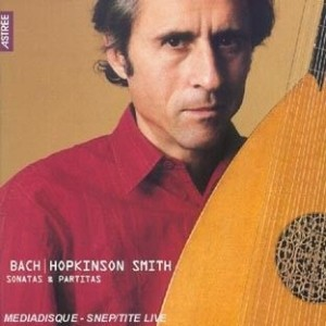J.S. Bach / Sonatas and Partitas / Hopkinson Smith 2CD