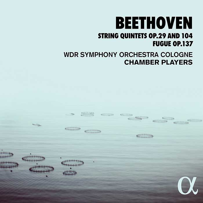 Ludwig van Beethoven / String Quintets // WDR Symphony Orchestra Cologne Chamber Players