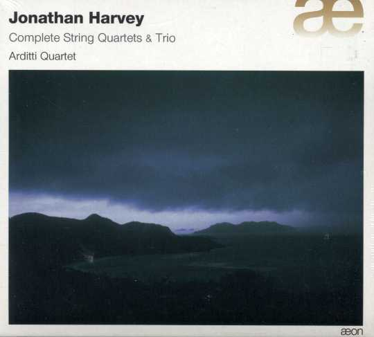 Jonathan Harvey / Complete String Quartets and Trio / Arditti Quartet